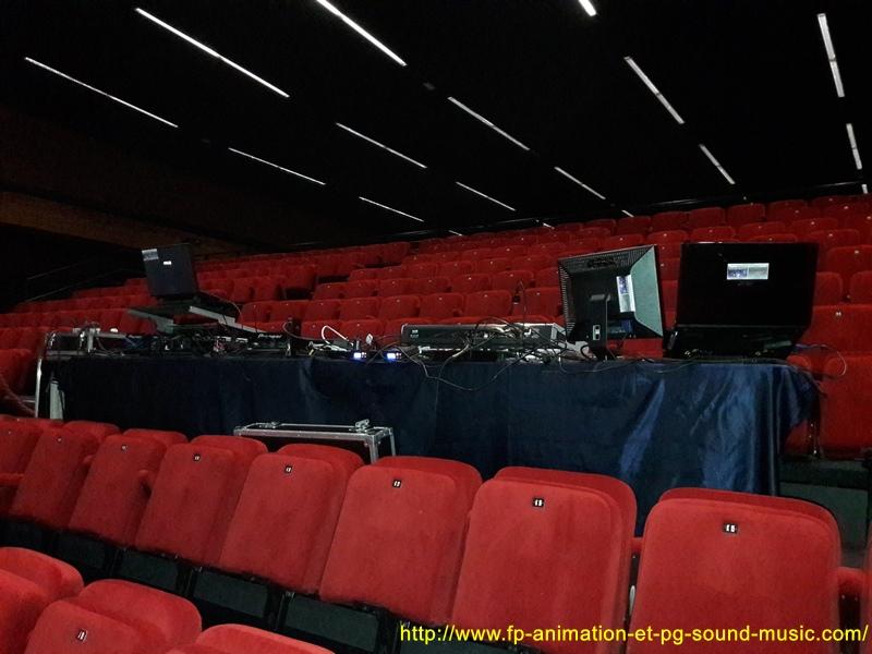 salle de l'Arsenal à Toul