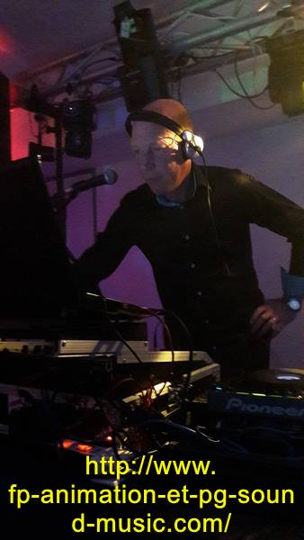 soirée disco domaine du val Fleuri